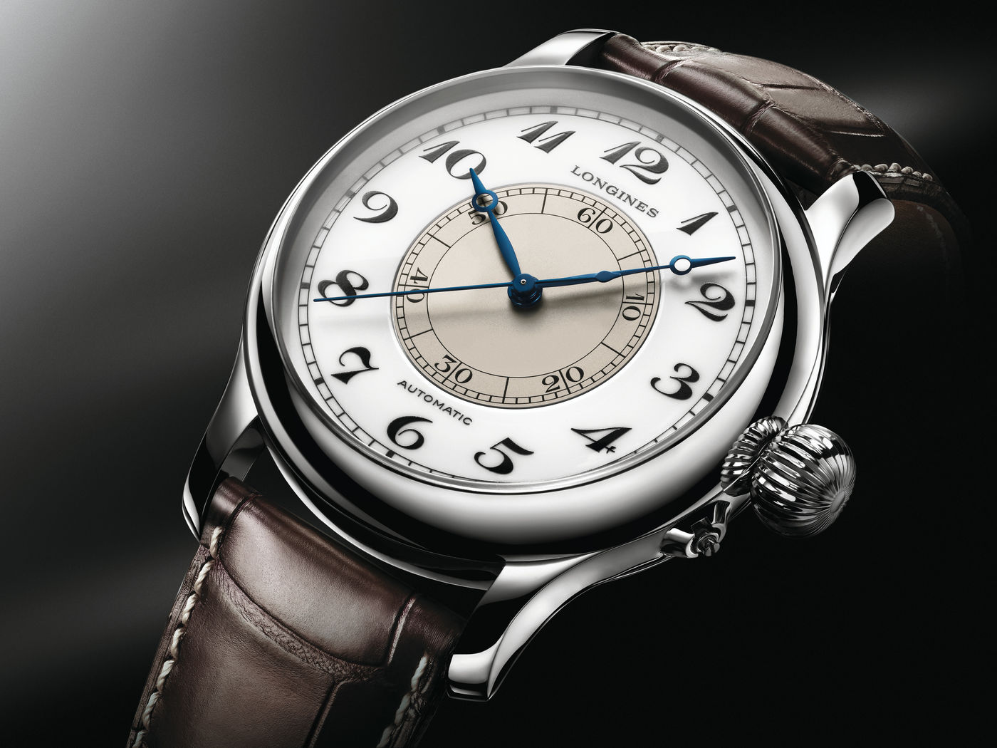 Longines The Longines Weems Second-Setting Watch Watch 1