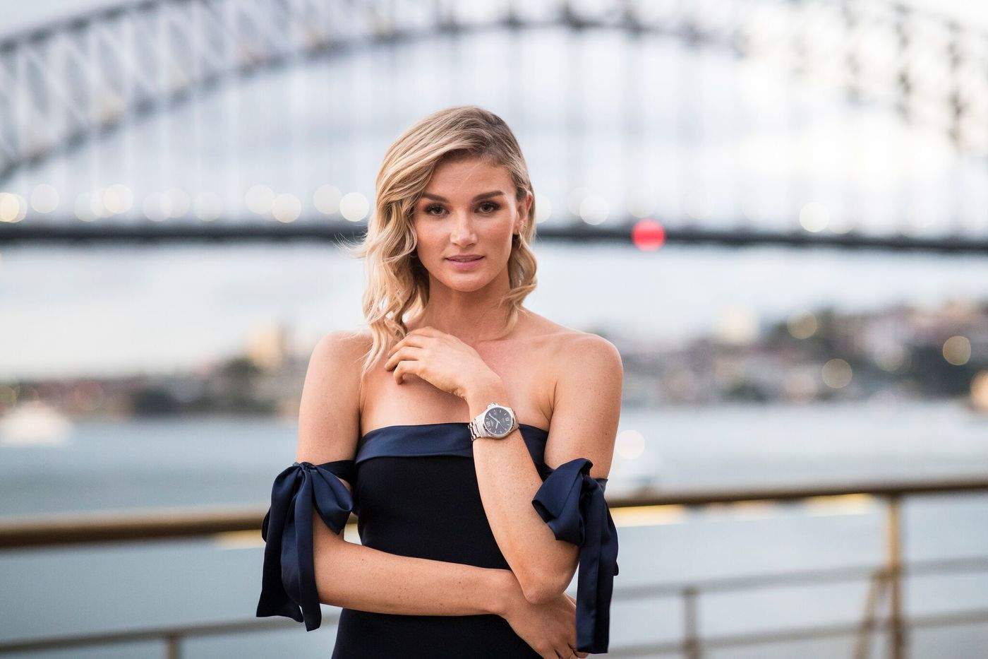 Longines Commonwealth Games Event: Longines and its Ambassador of Elegance Aishwarya Rai Bachchan welcome the 2018 Queen's Baton to the brand new Longines boutique in Sydney  4