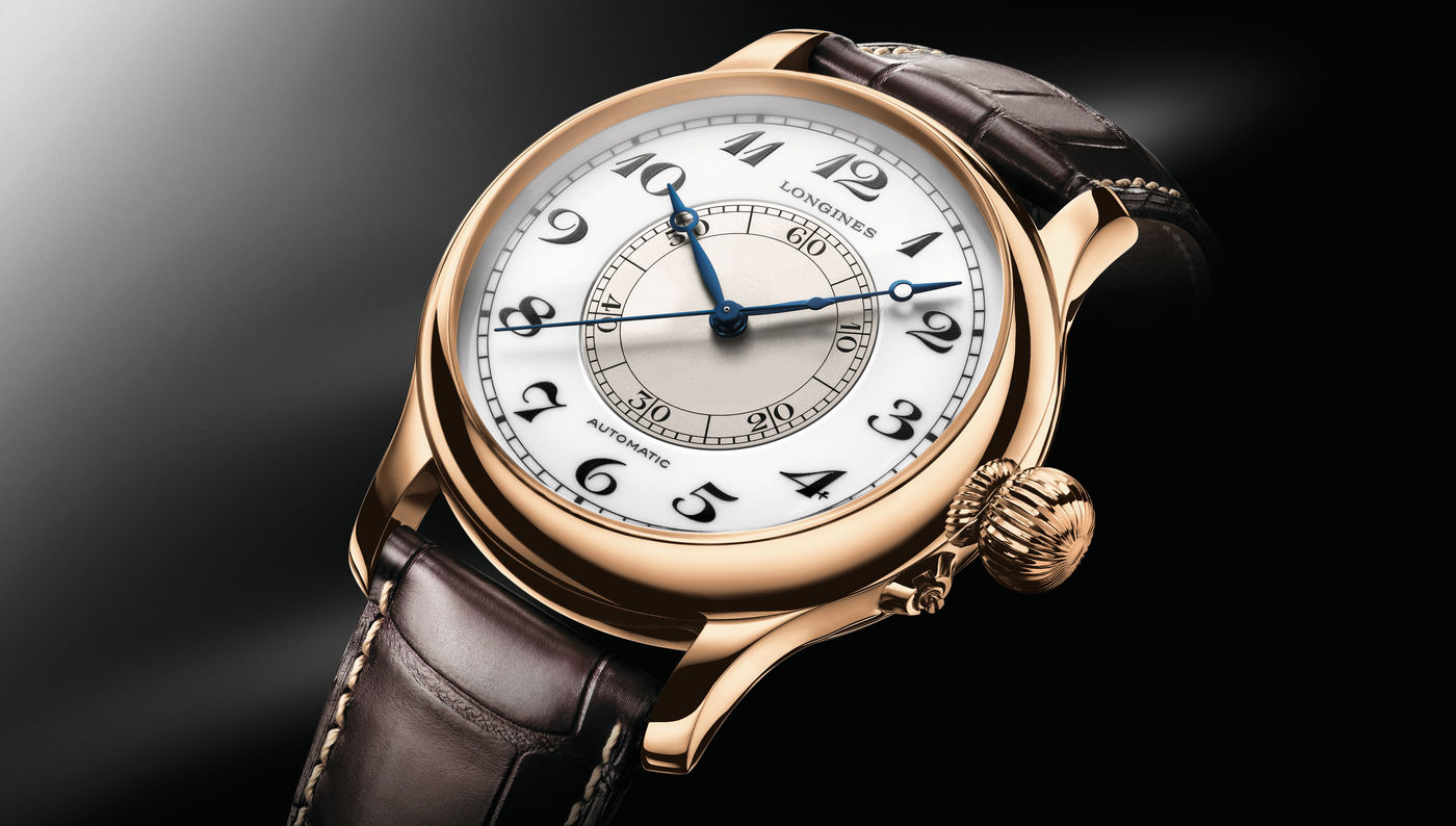 Longines The Longines Weems Second-Setting Watch Watch 9