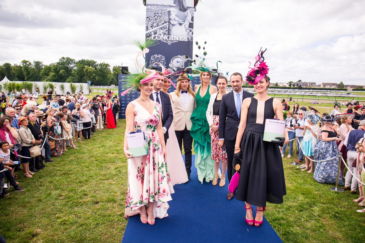 Longines Flat Racing Event: Laurens makes an astounding win at the 2018 Prix de Diane Longines 10