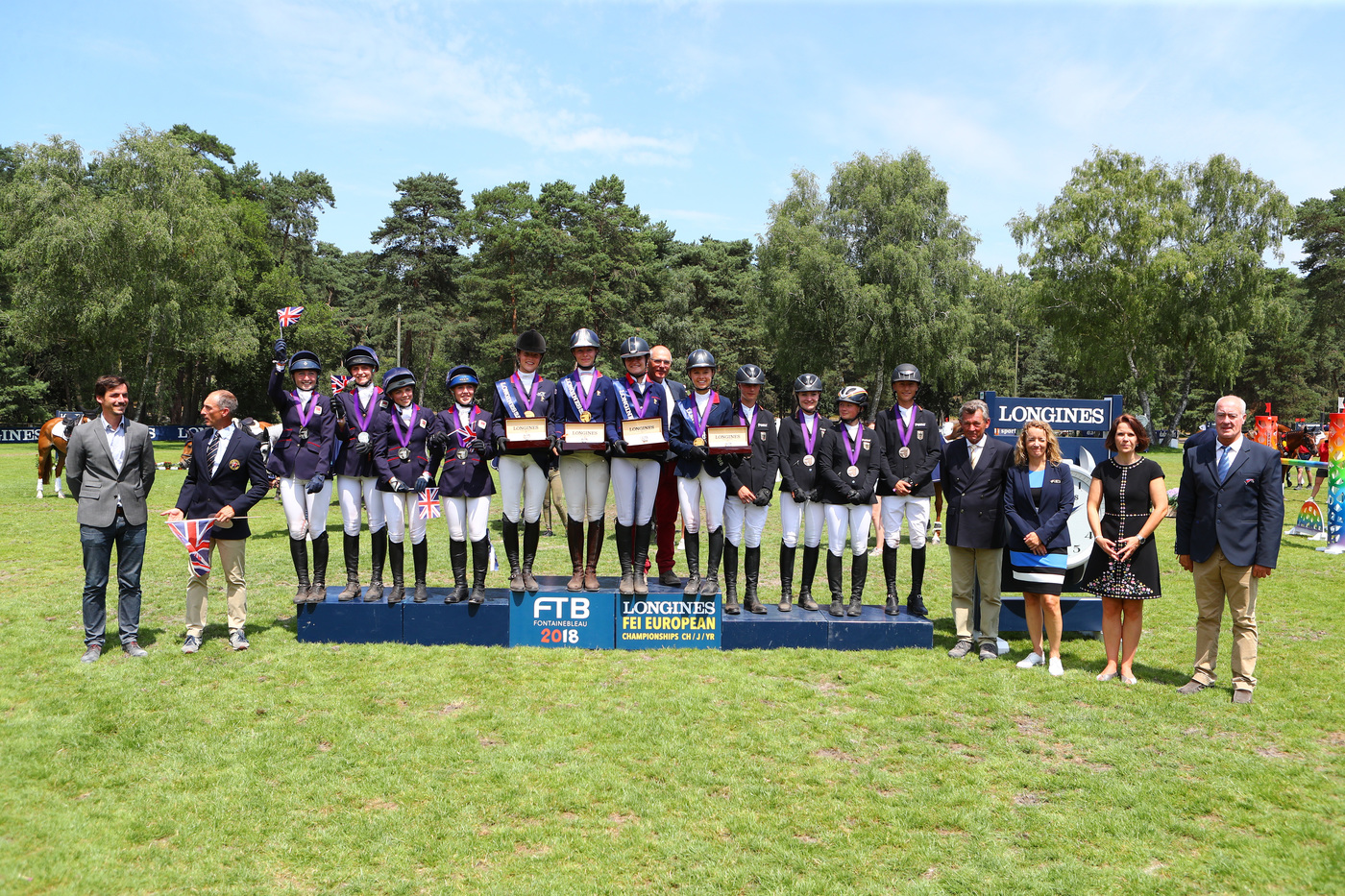 Longines Show Jumping Event: The next generation of athletes showcased in the Longines FEI European Championships CH / J / YR 5