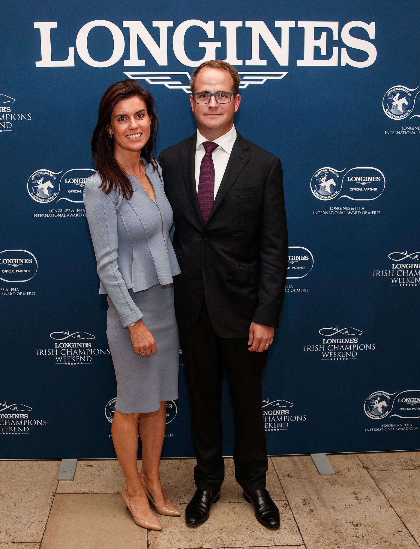Longines Flat Racing Event: Magnier Family, O'Brien Receive  2018 Longines and IFHA International Award of Merit 6