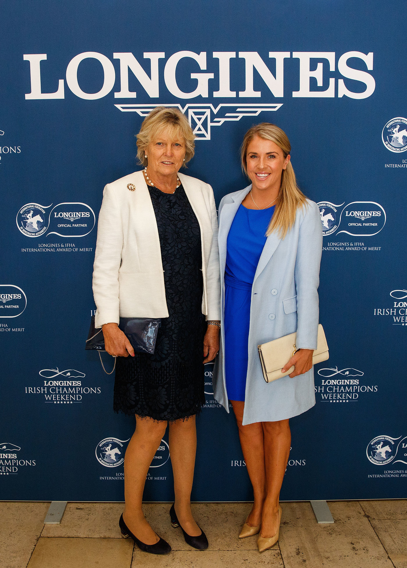 Longines Flat Racing Event: Magnier Family, O'Brien Receive  2018 Longines and IFHA International Award of Merit 9