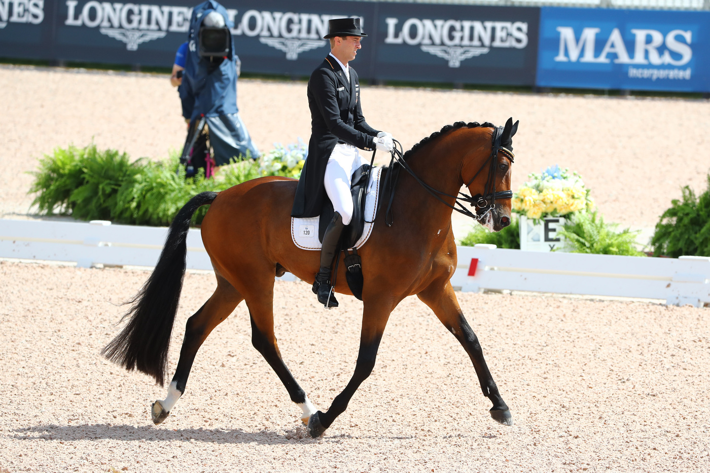 Longines Eventing Event: Performance at its peak during the first week of the  FEI World Equestrian GamesTM Tryon 2018 11