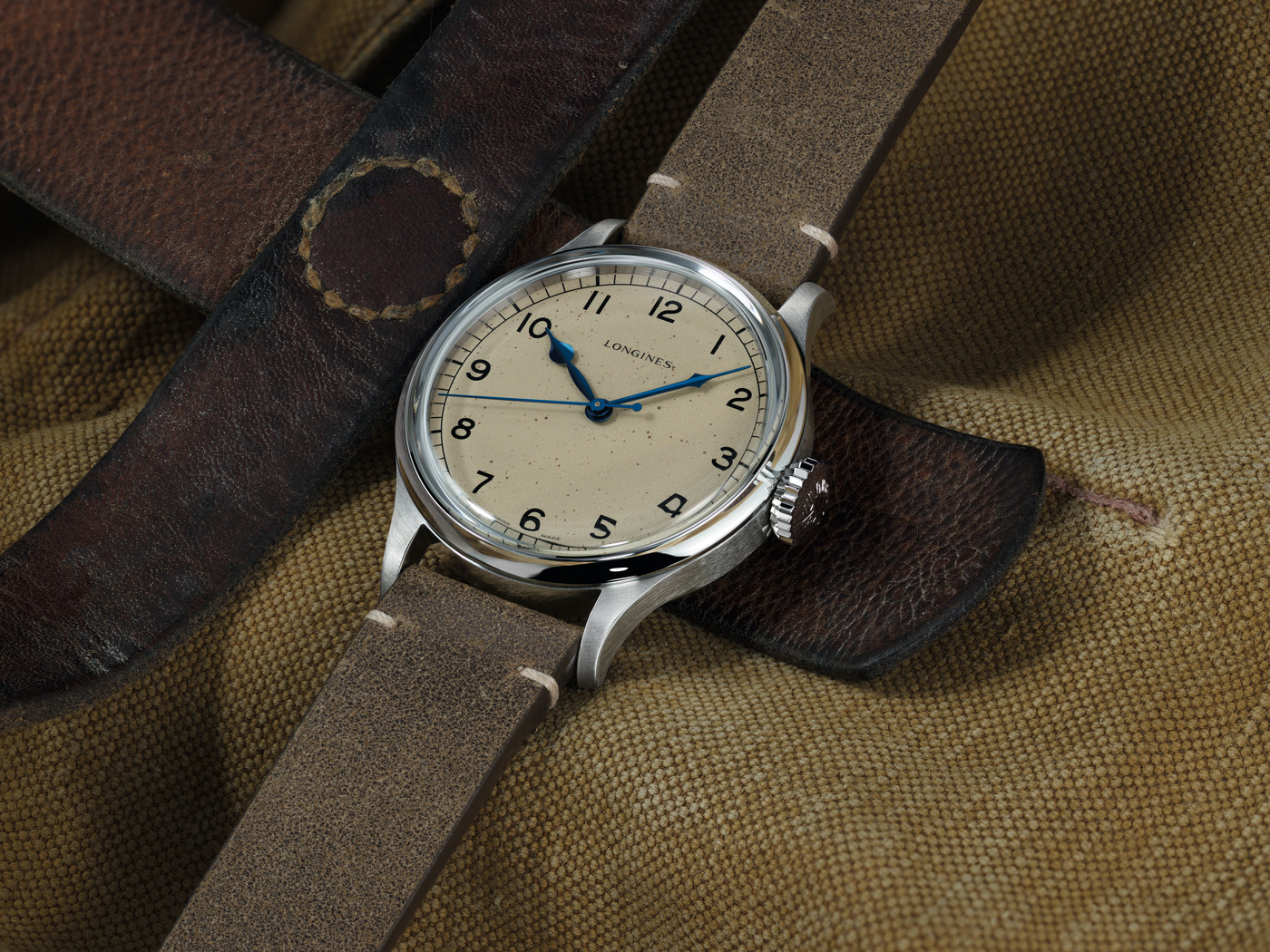Longines The Longines Heritage Military Watch 5