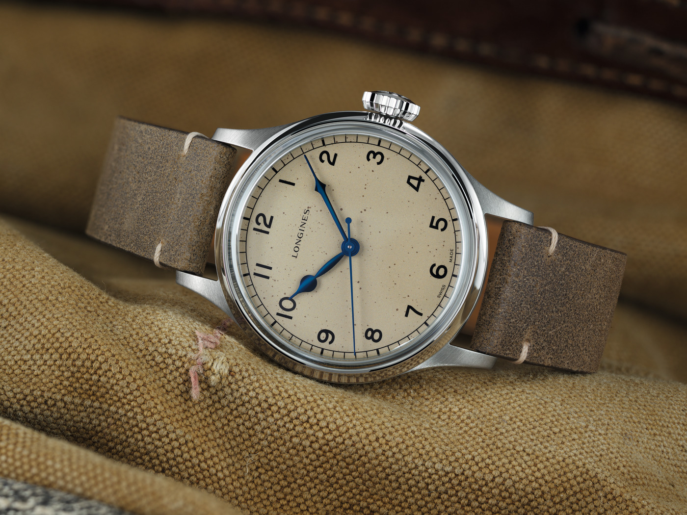 Longines The Longines Heritage Military Watch 4