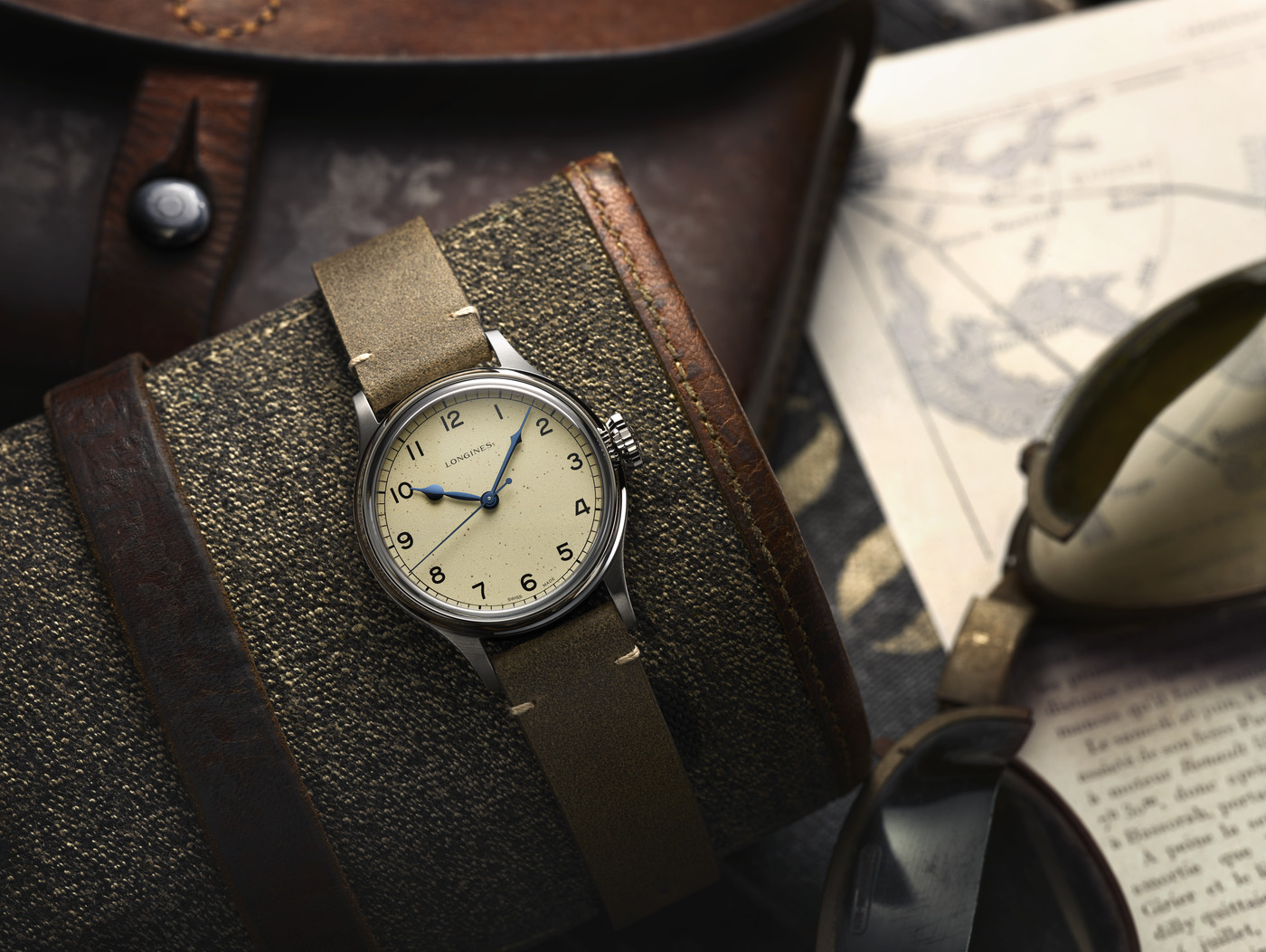 Longines The Longines Heritage Military Watch 1