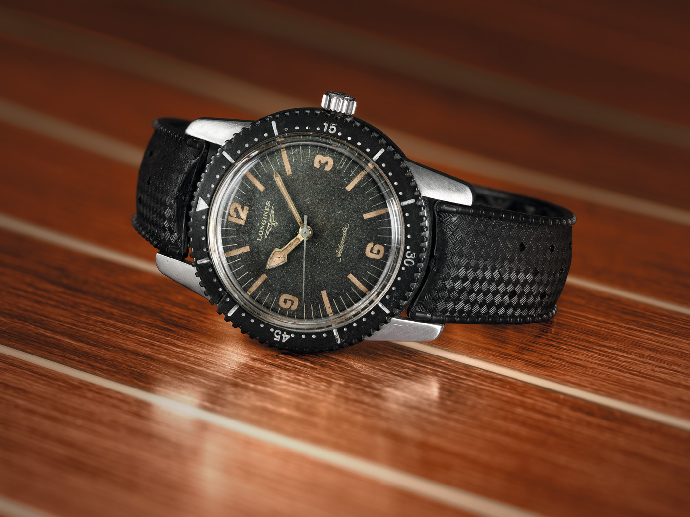 Longines The Longines Skin Diver Watch Watch 1
