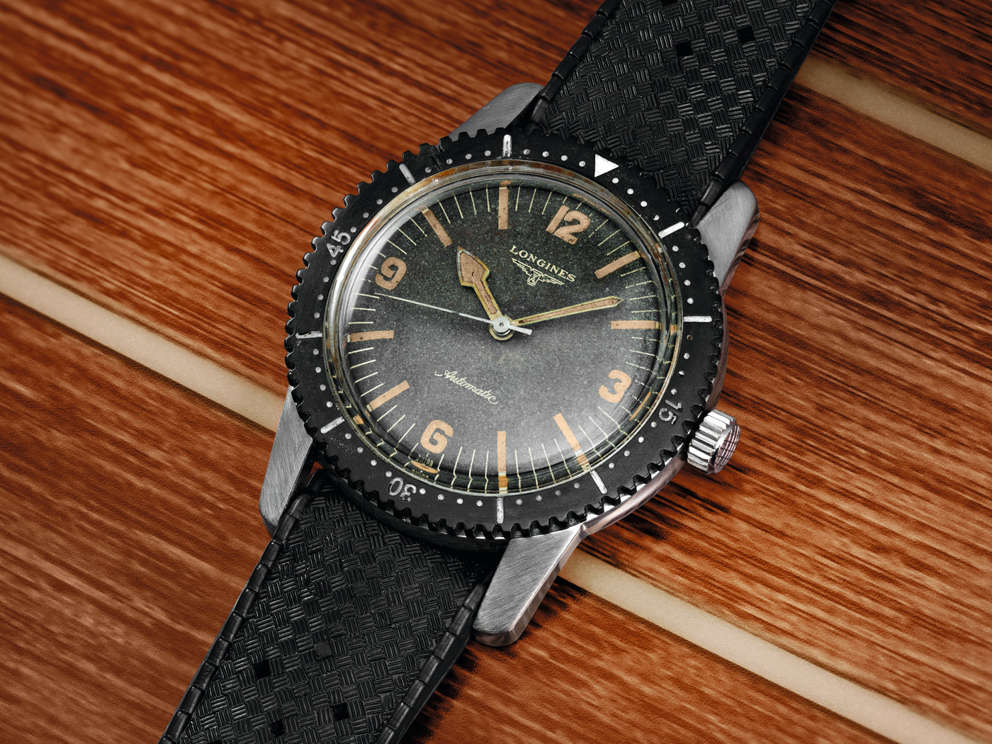 Longines The Longines Skin Diver Watch Watch 3
