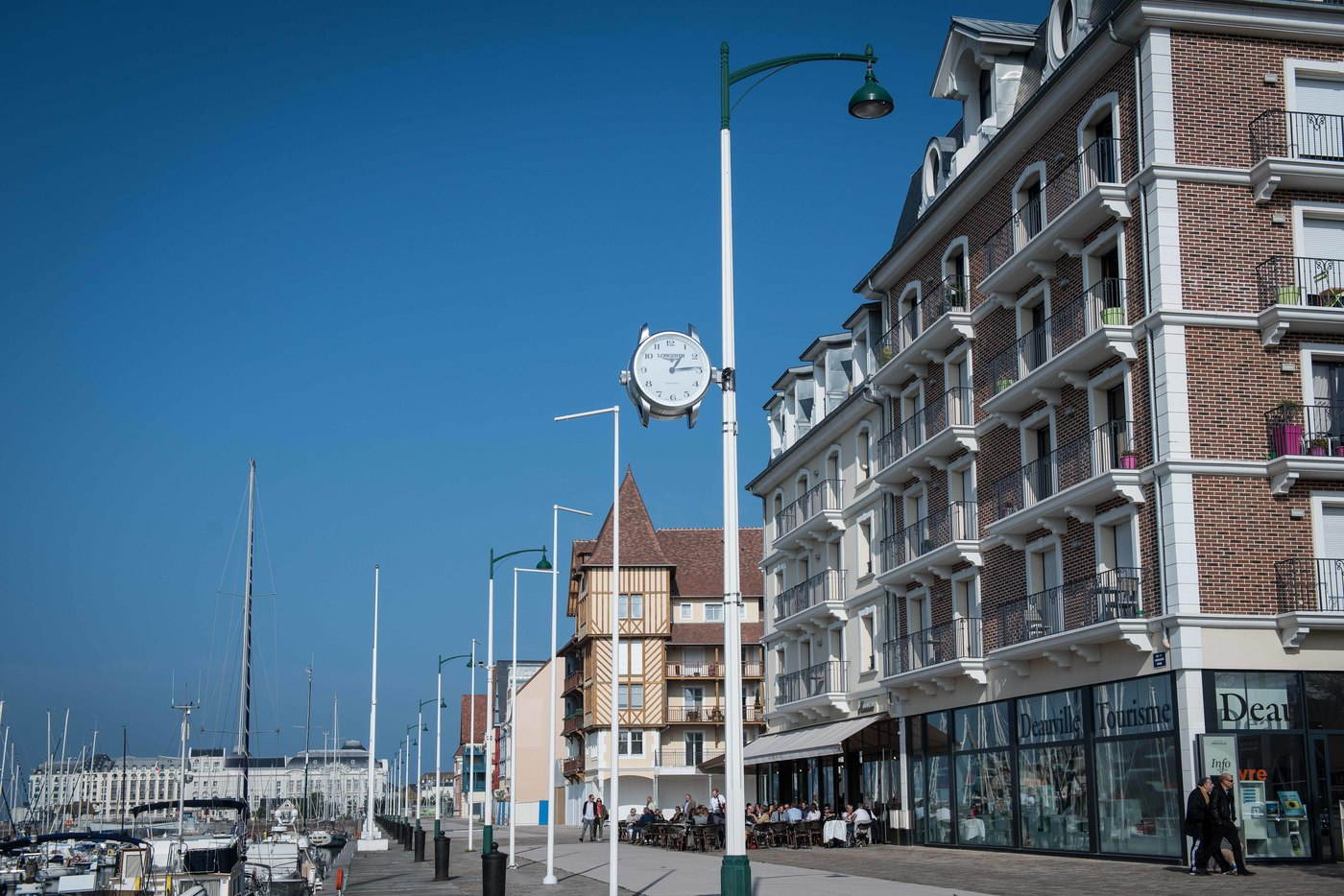 Longines Corporate Event: Longines becomes the Official Partner of Deauville 4