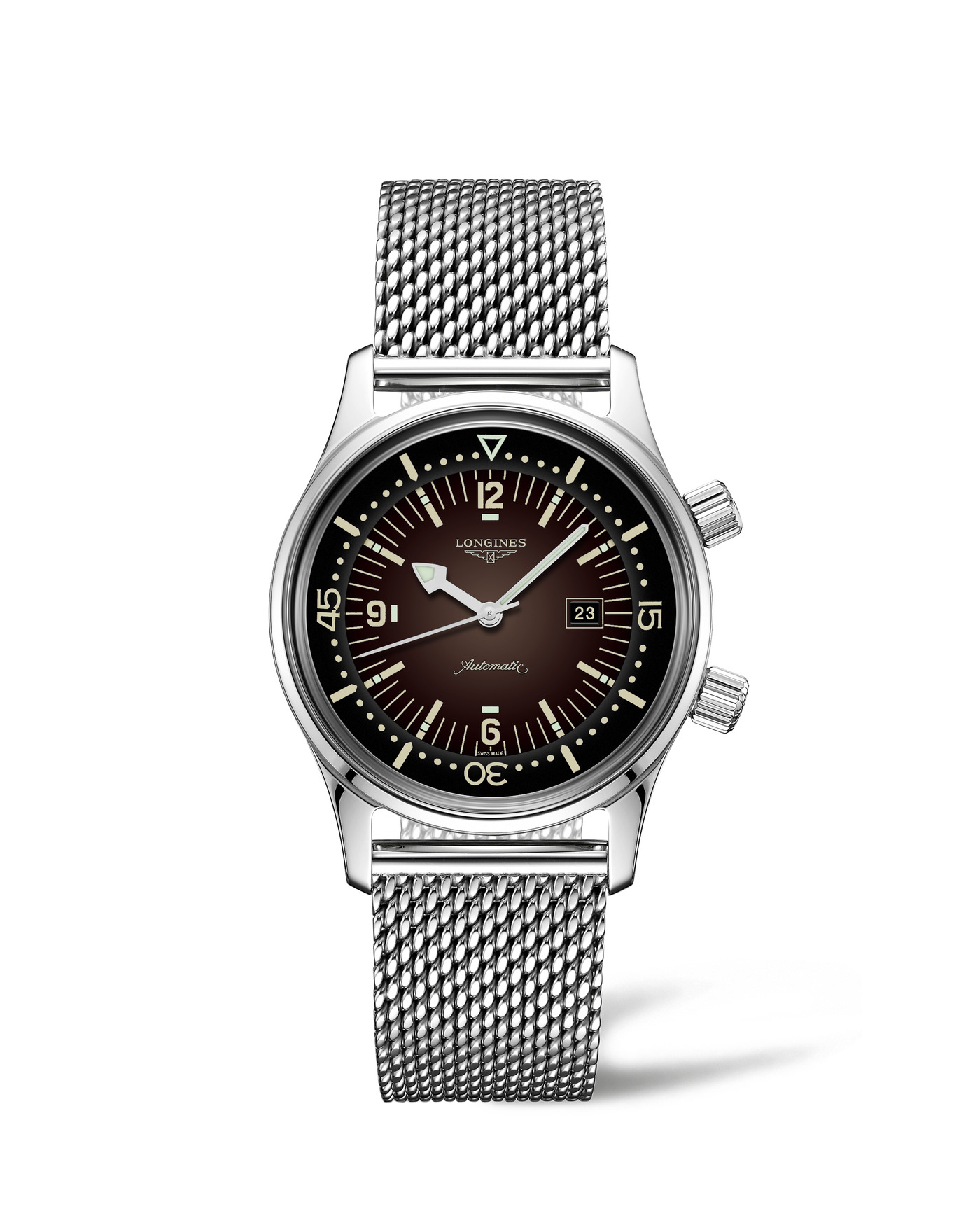 Longines The Longines Legend Diver Watch Watch 6