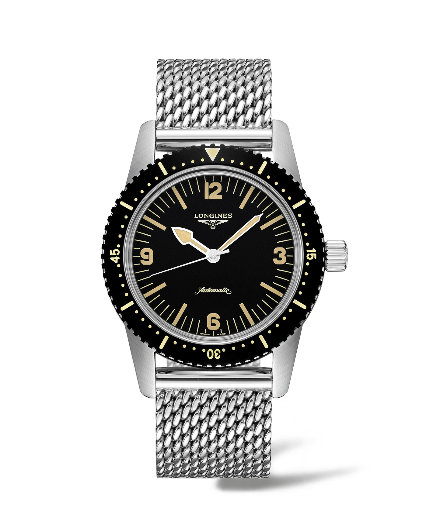 Longines The Longines Skin Diver Watch Watch 4