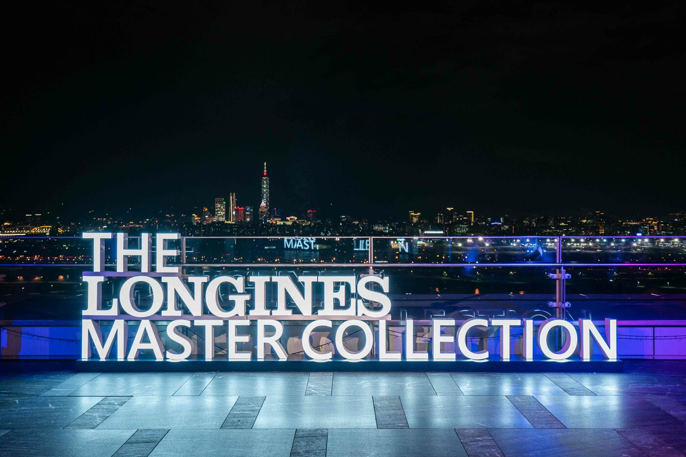 Longines Corporate Event: The latest models of The Longines Master Collection unveiled in Taiwan 1