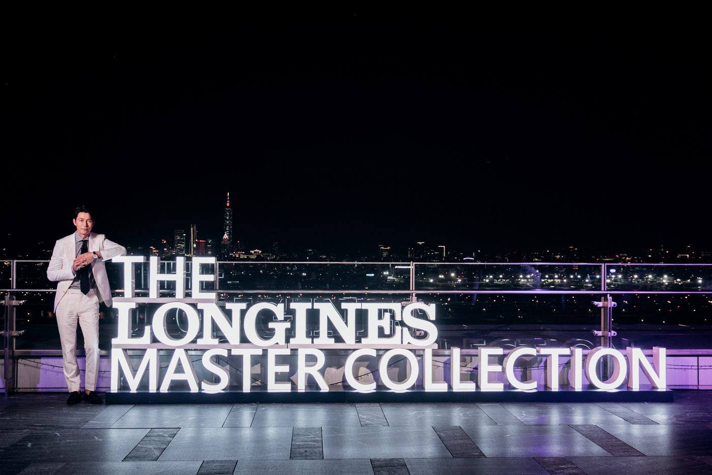 Longines Corporate Event: The latest models of The Longines Master Collection unveiled in Taiwan 3