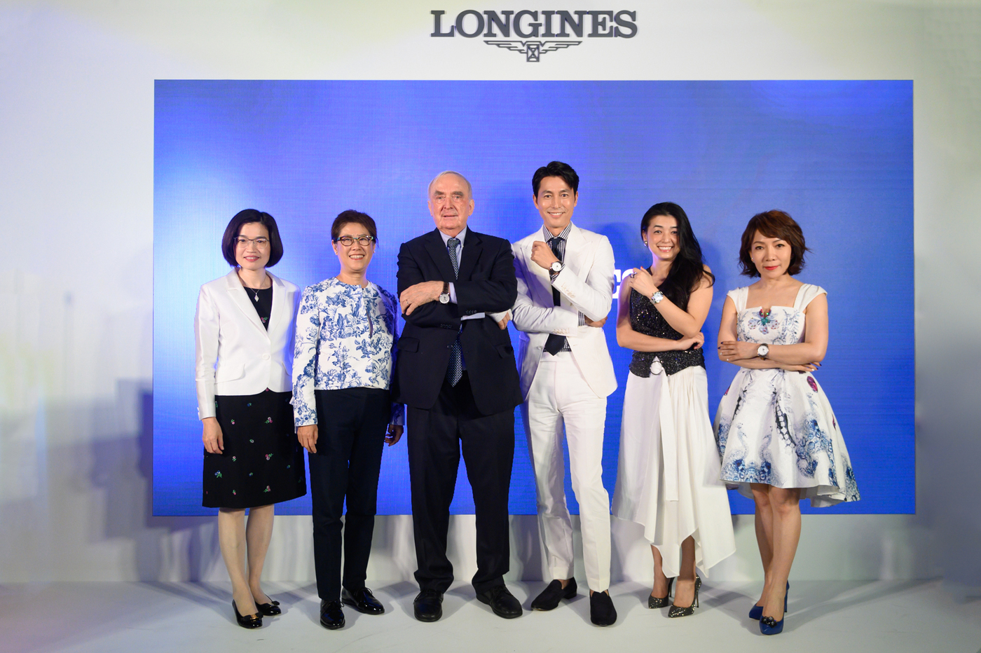 Longines Corporate Event: The latest models of The Longines Master Collection unveiled in Taiwan 4