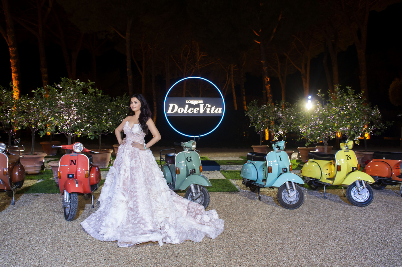 Longines Corporate Event: Longines lives the dolce vita in Rome  2