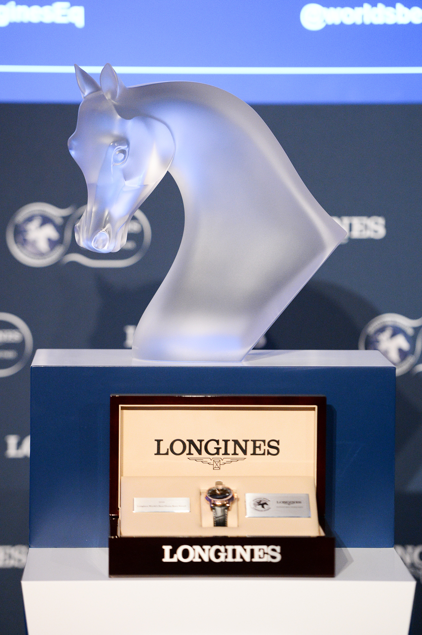Longines Flat Racing Event: Longines World's Best Racehorse and Longines World's Best Horse Race Ceremony Returns to London 1