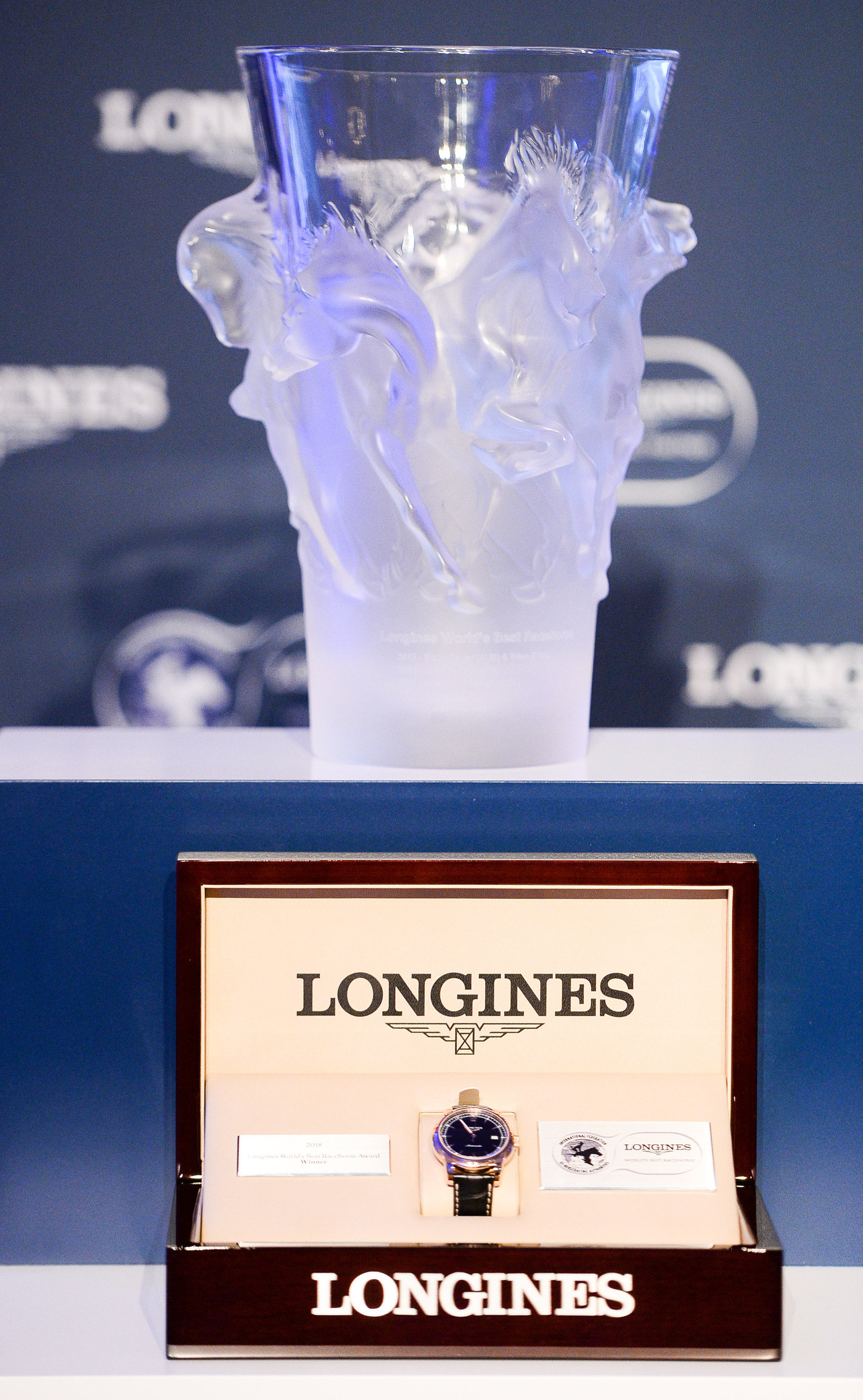 Longines Flat Racing Event: Longines World's Best Racehorse and Longines World's Best Horse Race Ceremony Returns to London 2