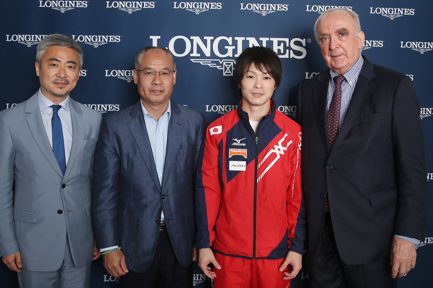 Longines Gymnastics Event: Longines celebrates elegance and performance at the 45th Artistic Gymnastics World Championships in Nanning (Nanning, CHINA)  5