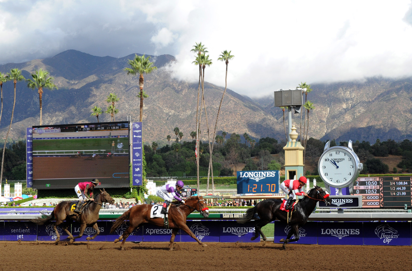 Longines Flat Racing Event: Longines Times the Breeders' Cup World Championships 1