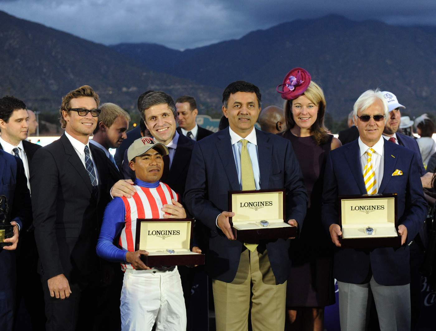 Longines Flat Racing Event: Longines Times the Breeders' Cup World Championships 2