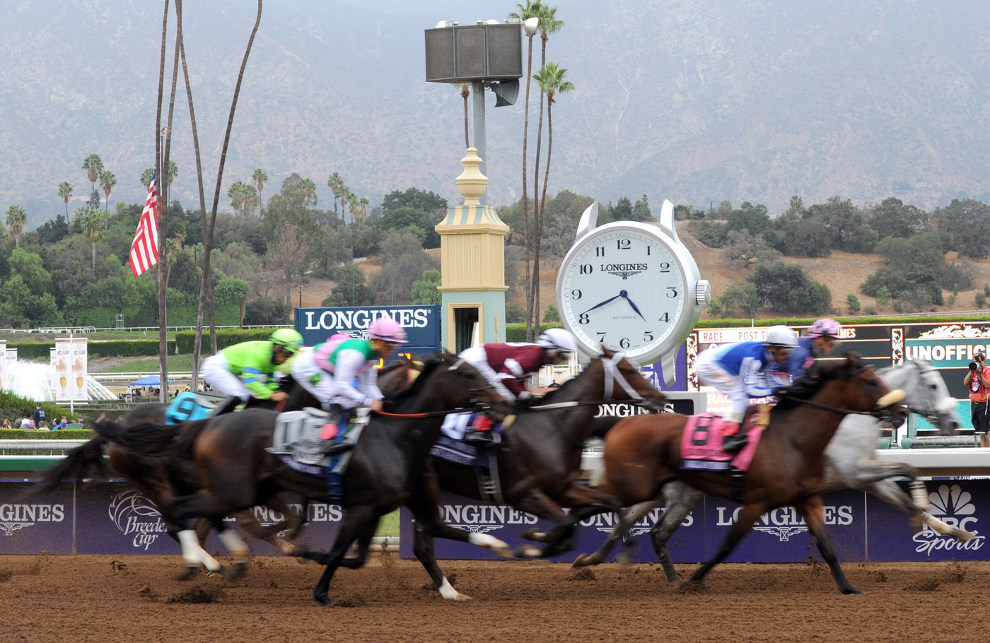 Longines Flat Racing Event: Longines Times the Breeders' Cup World Championships 4