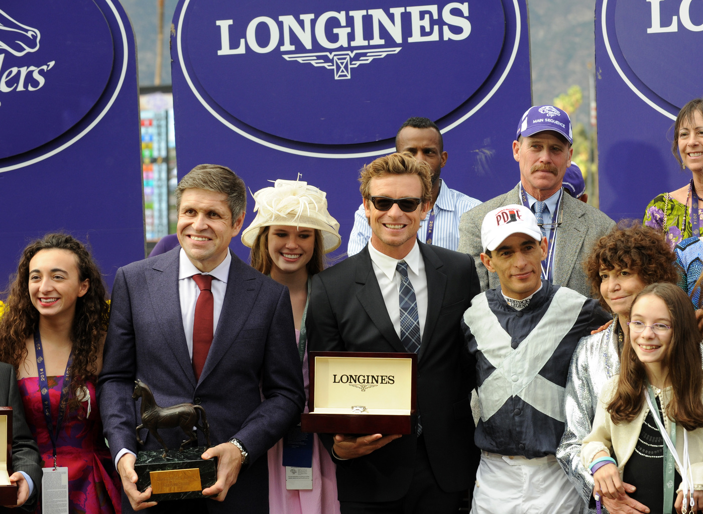 Longines Flat Racing Event: Longines Times the Breeders' Cup World Championships 5