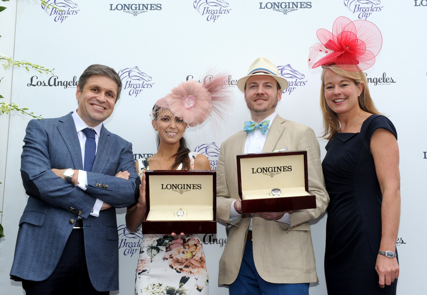 Longines Flat Racing Event: Longines Times the Breeders' Cup World Championships 8