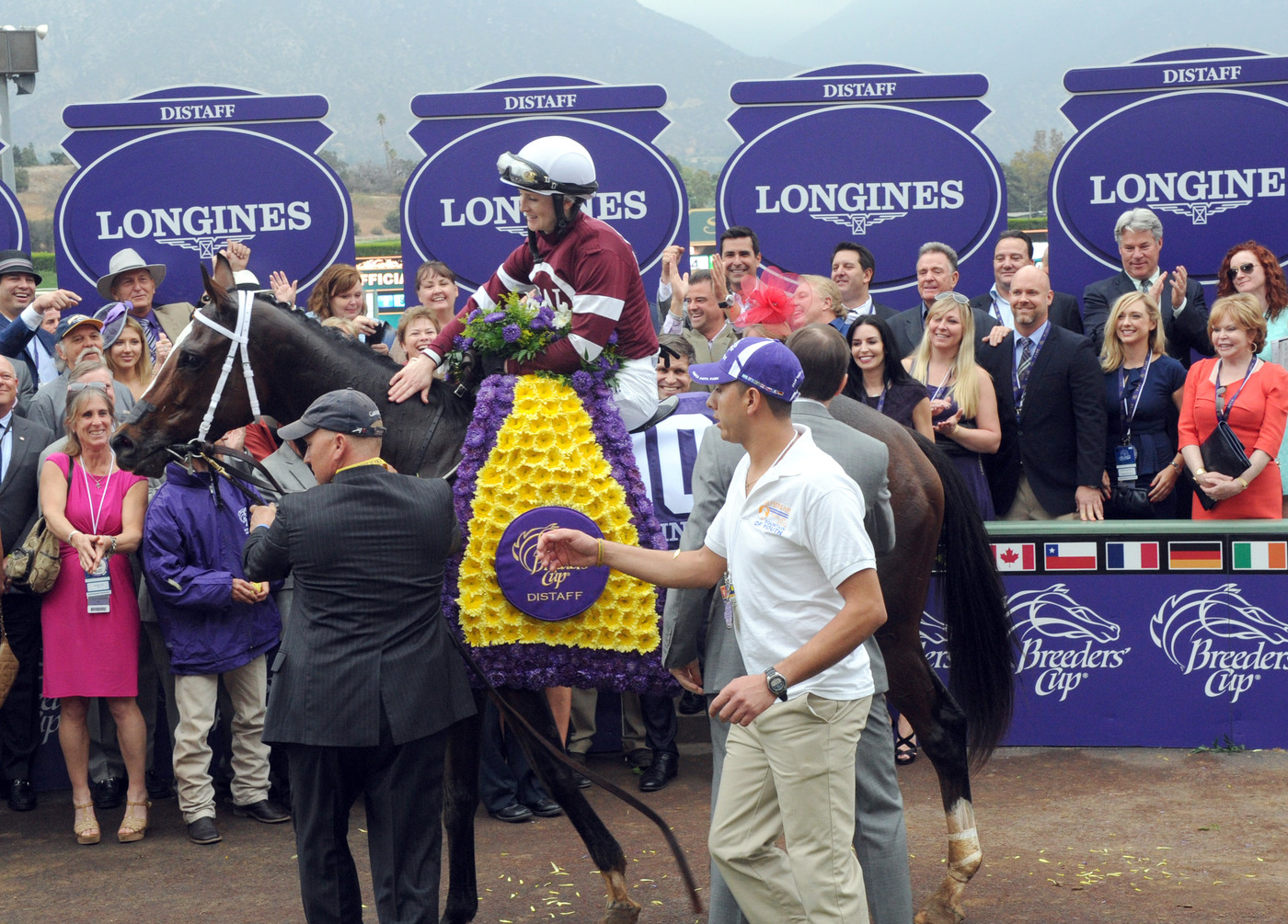 Longines Flat Racing Event: Longines Times the Breeders' Cup World Championships 9