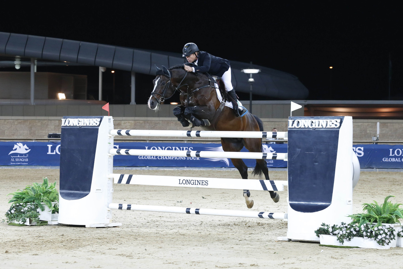 Longines Show Jumping Event: Doha hosts the climax of the Longines Global Champions Tour 2014 5
