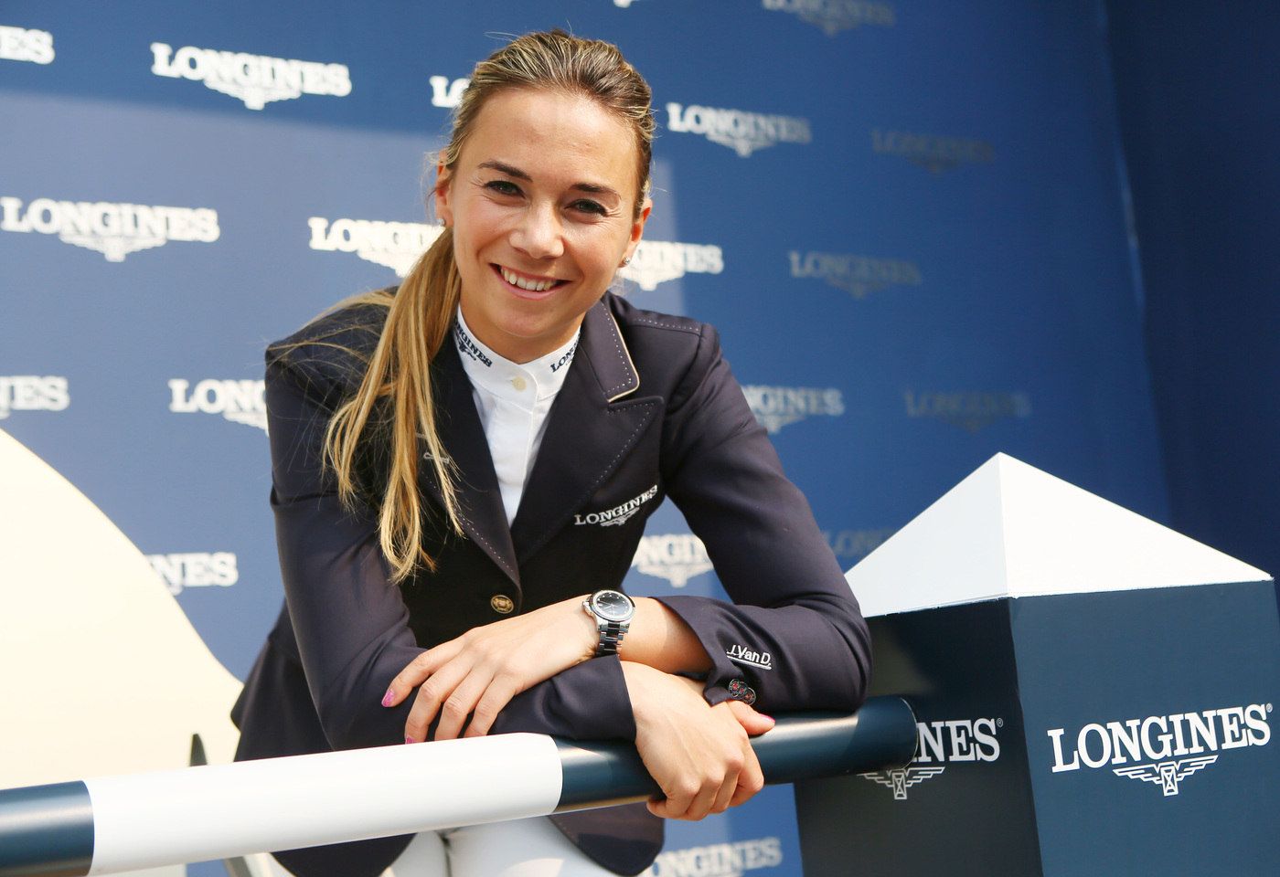 Jane Richard Longines Ambassador of Elegance 1