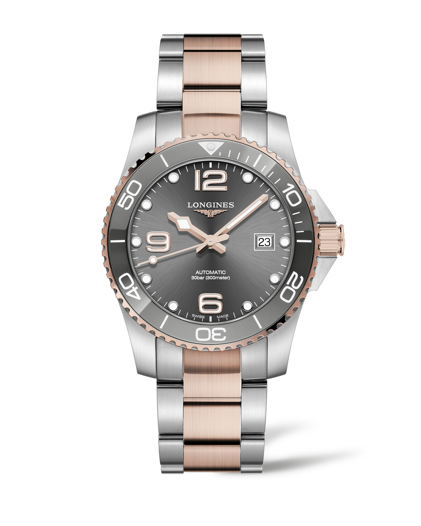 Longines HydroConquest Watch 24