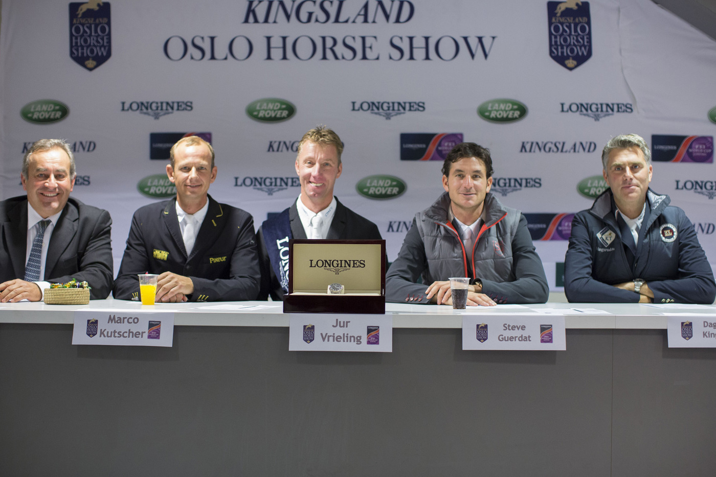 Longines Show Jumping Event: Longines FEI World Cup™ Jumping 2014/2015 – Oslo marks the start of an exciting season 2