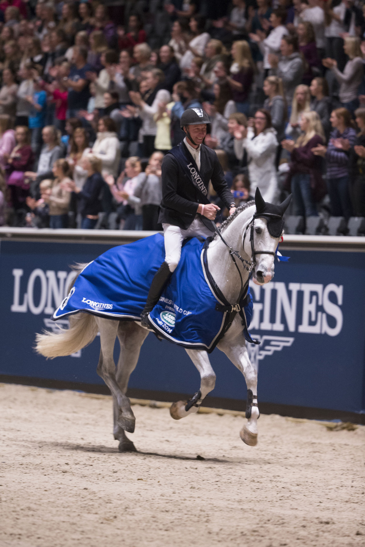 Longines Show Jumping Event: Longines FEI World Cup™ Jumping 2014/2015 – Oslo marks the start of an exciting season 5