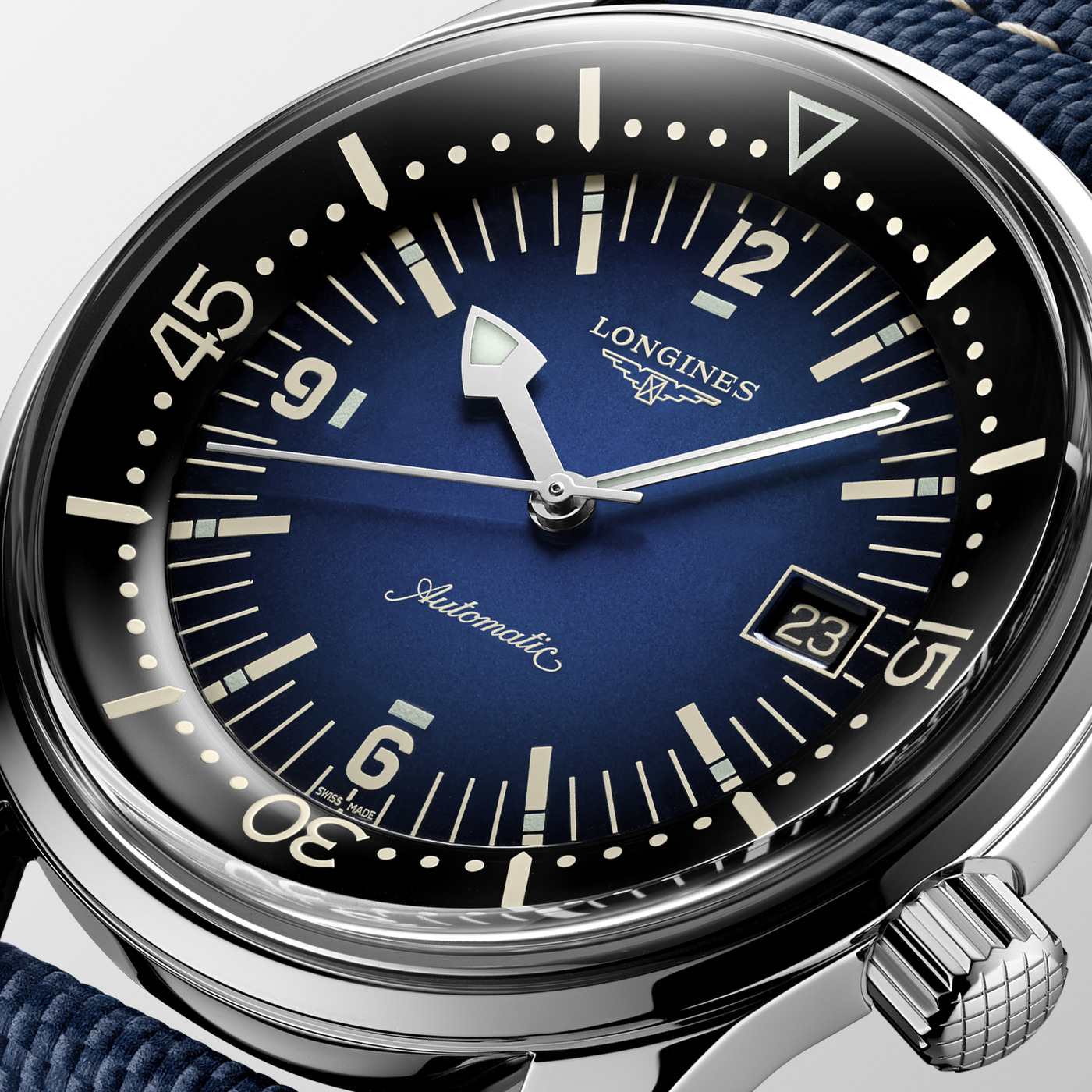 Longines  The Longines Legend Diver Watch Watch 9