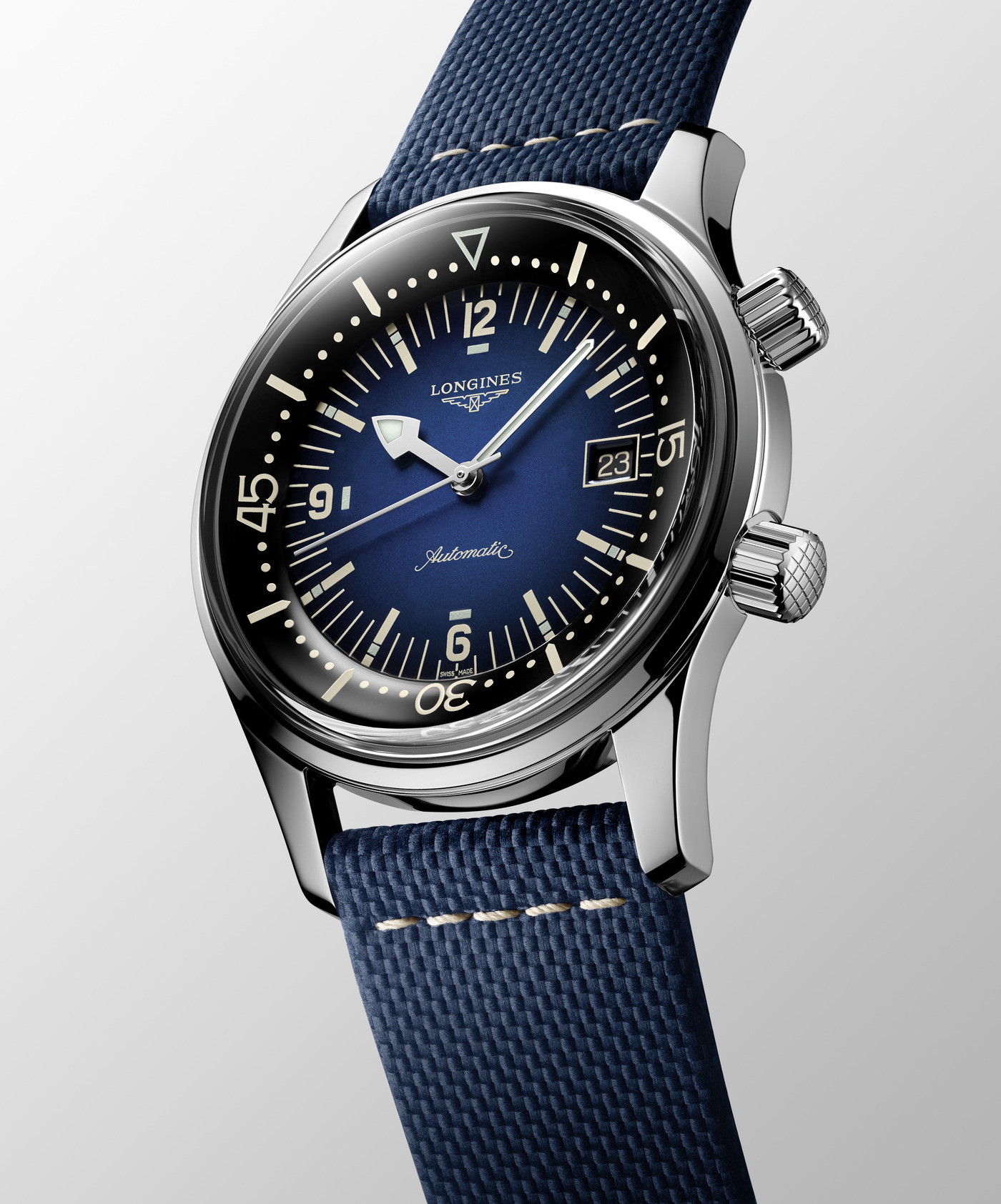 Longines  The Longines Legend Diver Watch Watch 13