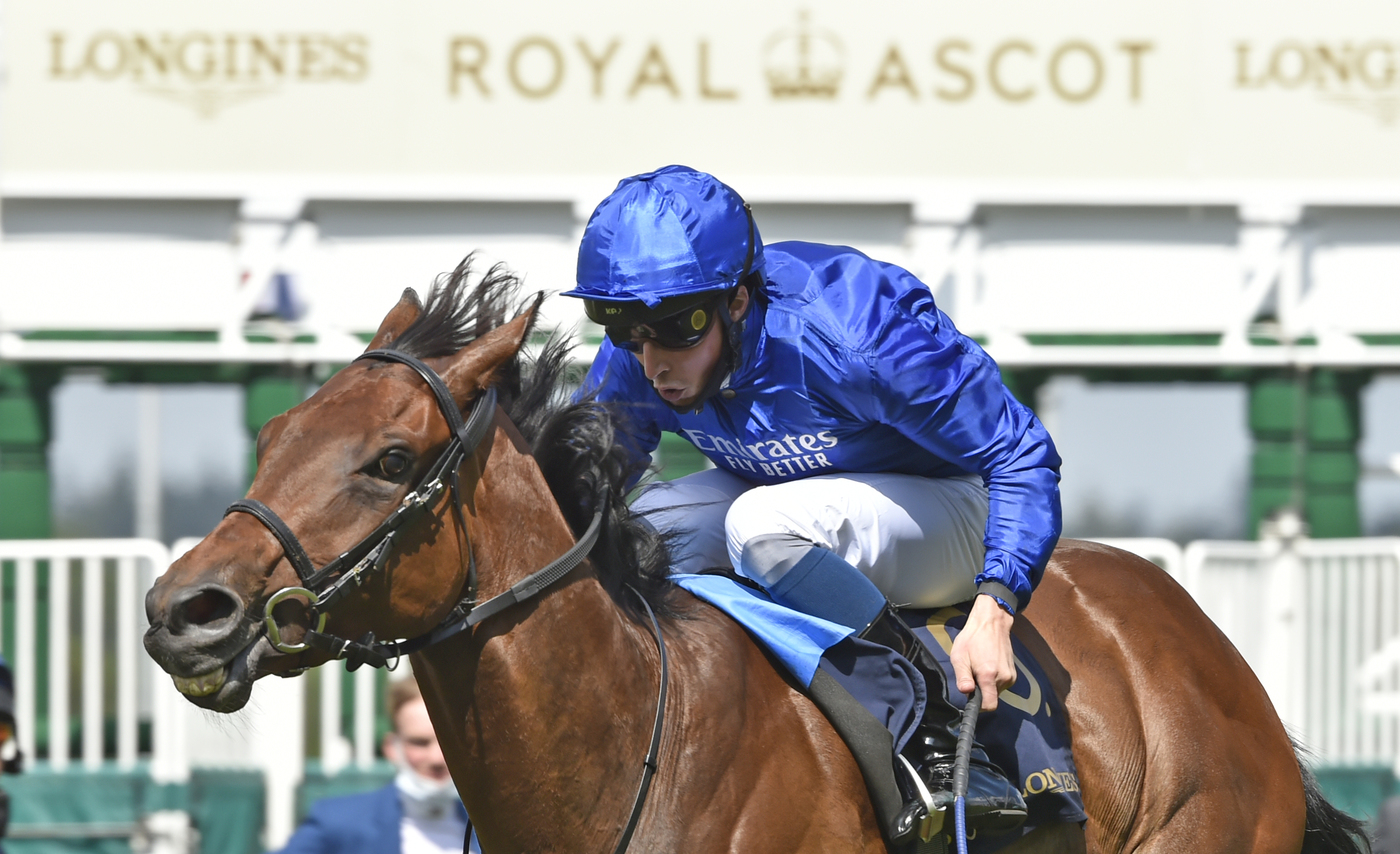 Longines Flat Racing Event: World-class jockeys gather at Royal Ascot for five days of enthralling races timed by Longines 3