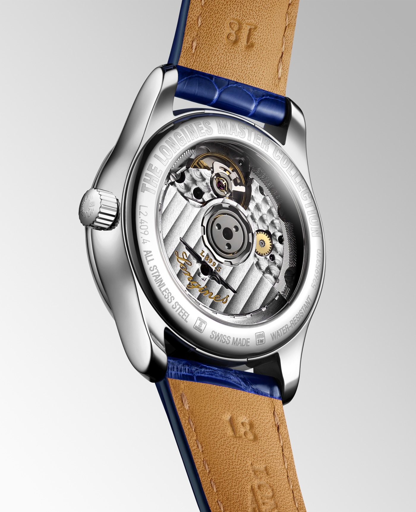 Longines The Longines Master Collection Watch 40