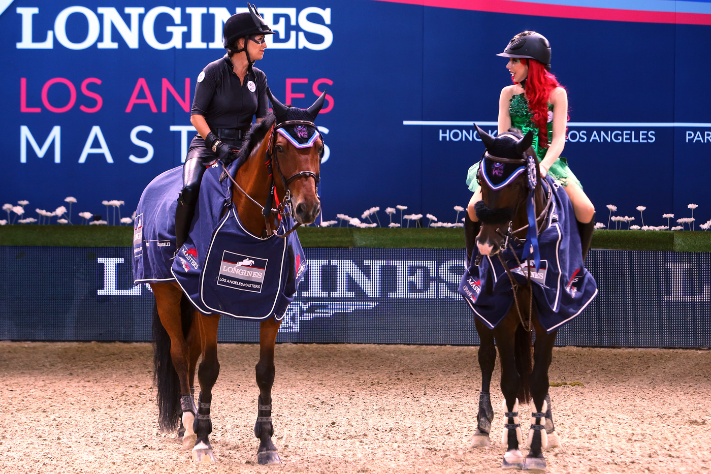 Longines Show Jumping Event: The first Longines Los Angeles Masters (Los Angeles Masters, UNITED STATES (THE))  6