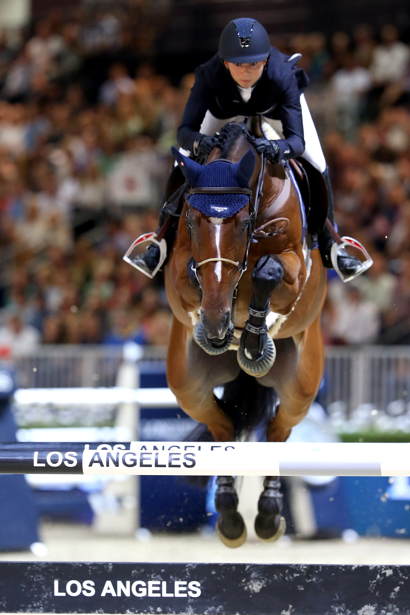 Longines Show Jumping Event: The first Longines Los Angeles Masters (Los Angeles Masters, UNITED STATES (THE))  10