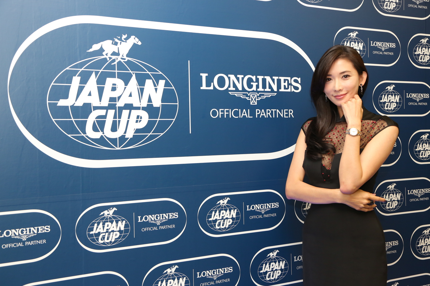 Longines Flat Racing Event: Christophe Soumillon on Epiphaneia wins the Japan Cup in association with Longines 4