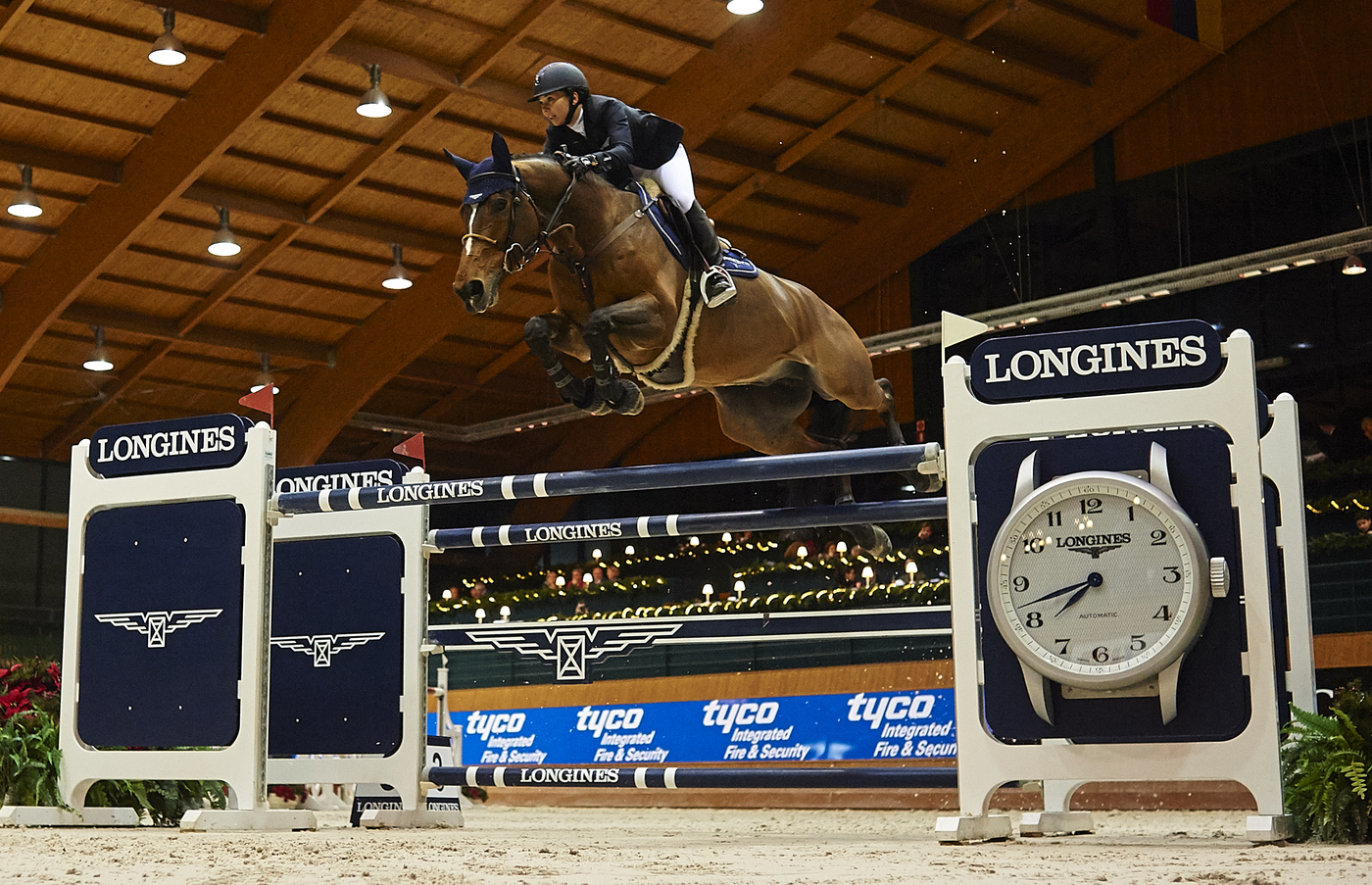 Longines Show Jumping Event: Superb victory of Leopold van Asten riding VDL Groep Zidane at the Longines Grand Prix of CSI A Coruña's winter edition 5