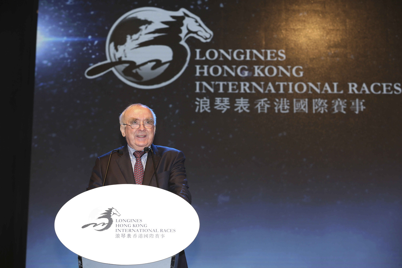 Longines Flat Racing Event: Ryan Moore crowned Longines World's Best Jockey 2014 at the Longines Hong Kong International Races Gala Dinner  6