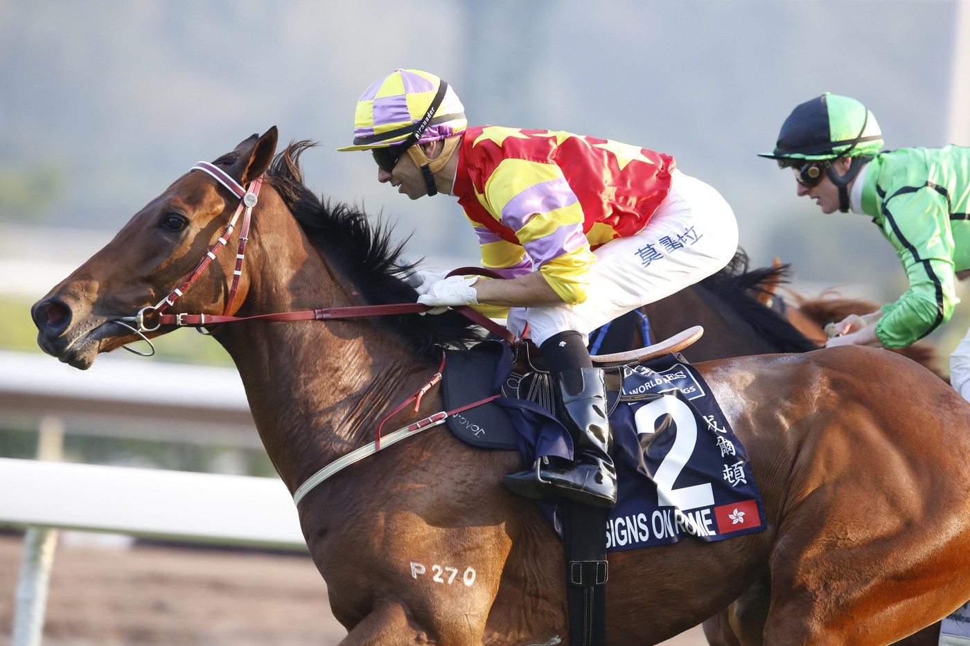 Longines Flat Racing Event: Longines Hong Kong International Races – where fervour meets elegance 8