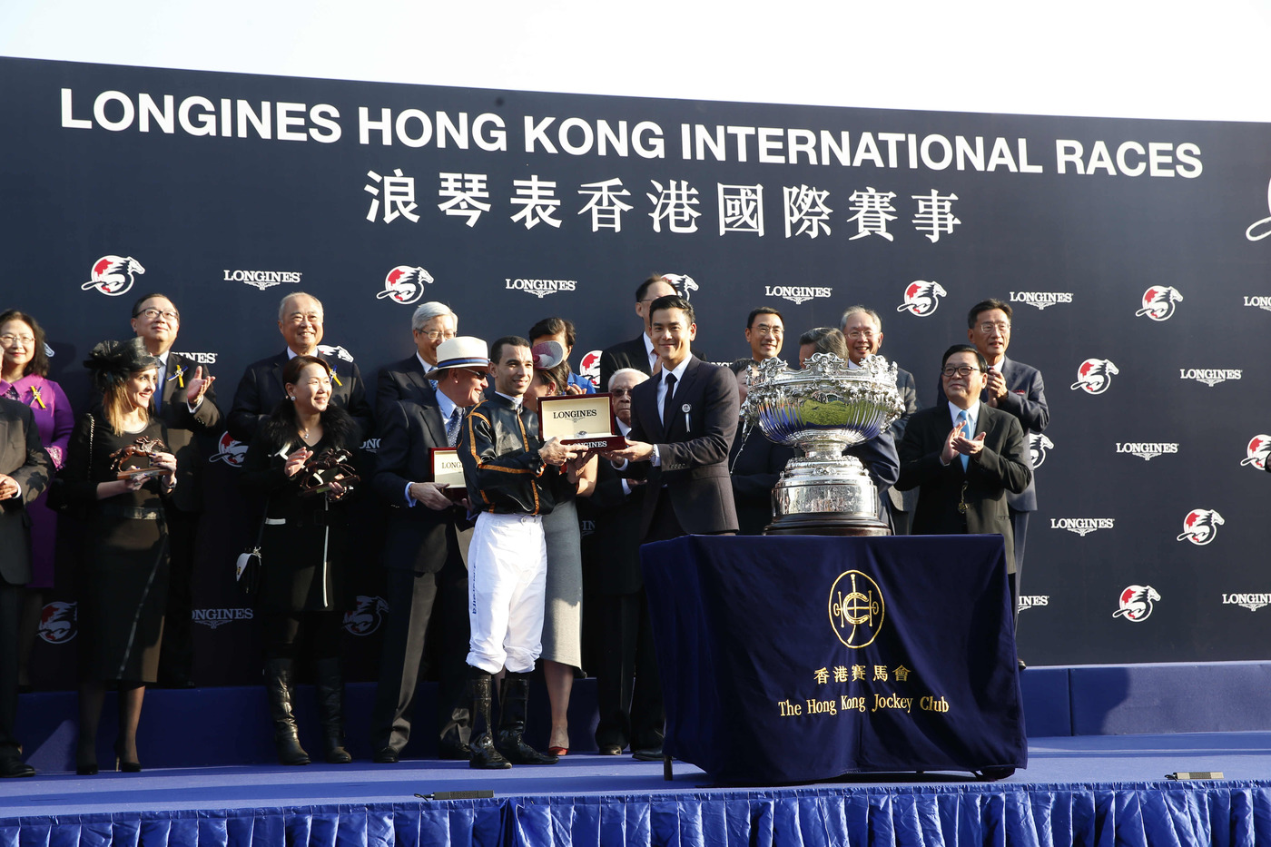Longines Flat Racing Event: Longines Hong Kong International Races – where fervour meets elegance 14