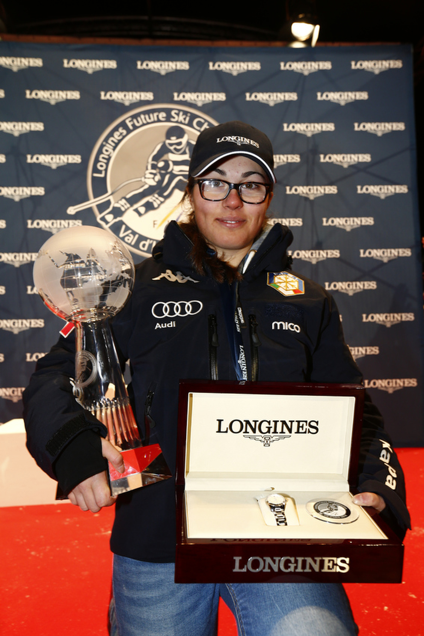 Longines Alpine Skiing Event: Second edition of the Longines Future Ski Champions – A successful 100% female competition in Val d'Isère 3