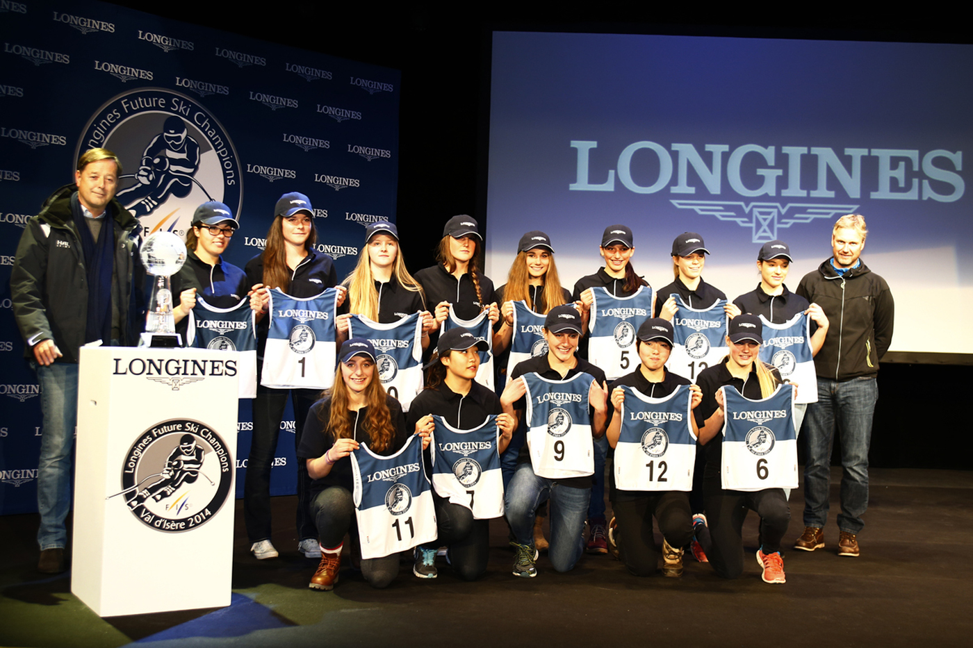 Longines Alpine Skiing Event: Second edition of the Longines Future Ski Champions – A successful 100% female competition in Val d'Isère 6