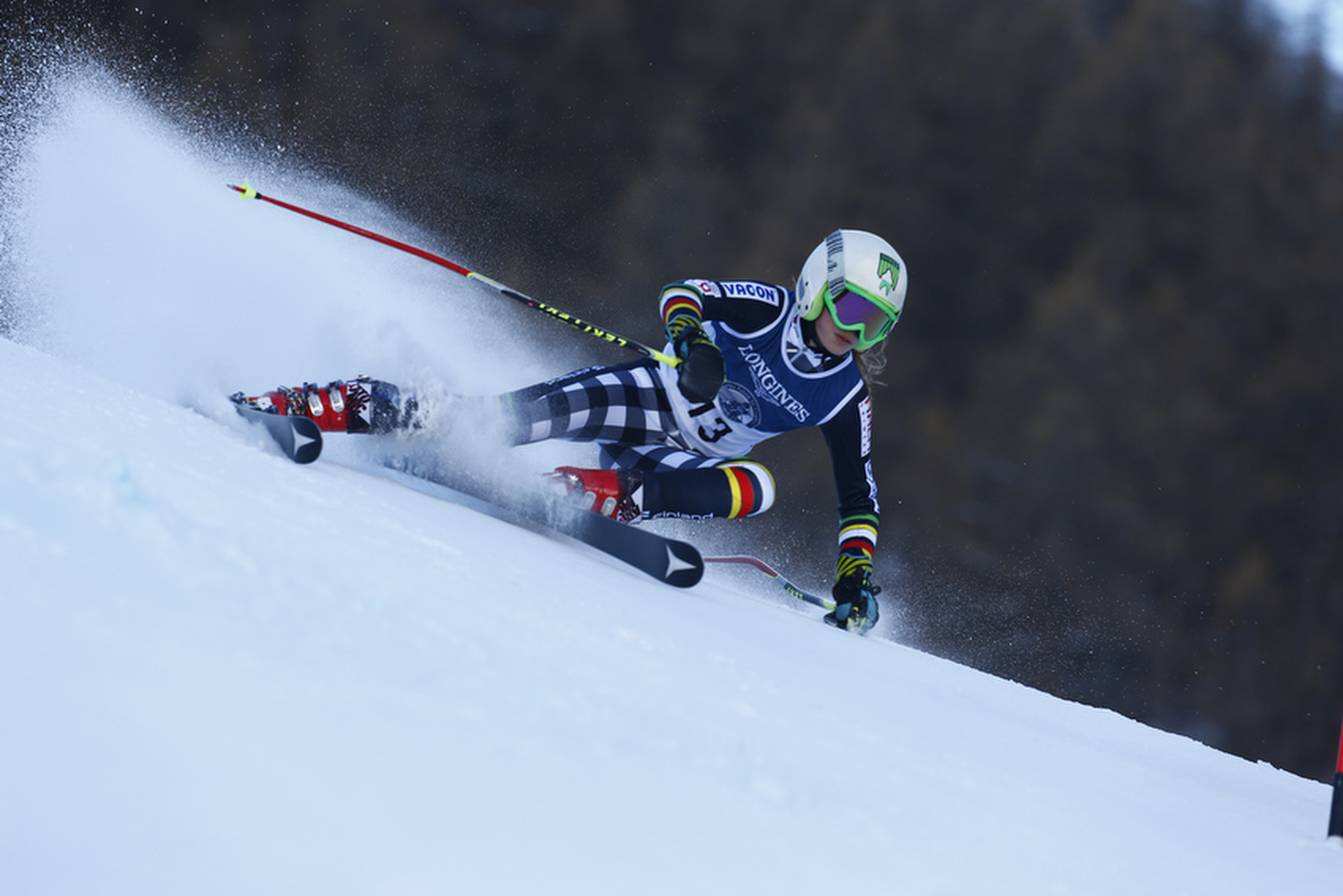 Longines Alpine Skiing Event: Second edition of the Longines Future Ski Champions – A successful 100% female competition in Val d'Isère 21