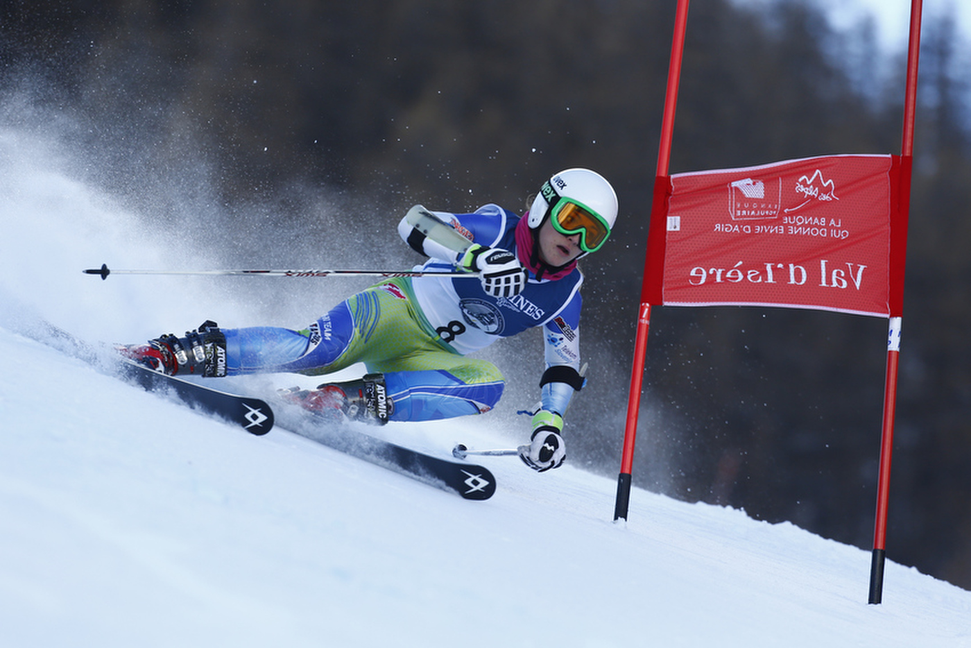 Longines Alpine Skiing Event: Second edition of the Longines Future Ski Champions – A successful 100% female competition in Val d'Isère 23