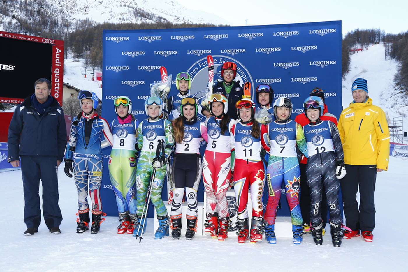 Longines Alpine Skiing Event: Second edition of the Longines Future Ski Champions – A successful 100% female competition in Val d'Isère 32